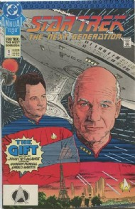 Star Trek: the Next Generation (2nd Series) Annual 1990 - 1995 #1