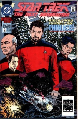 Star Trek: the Next Generation (2nd Series) Annual #2