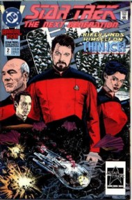 Star Trek: the Next Generation (2nd Series) Annual 1990 - 1995 #2