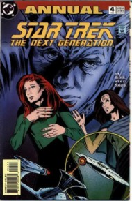 Star Trek: the Next Generation (2nd Series) Annual 1990 - 1995 #4