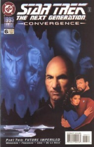 Star Trek: the Next Generation (2nd Series) Annual 1990 - 1995 #6