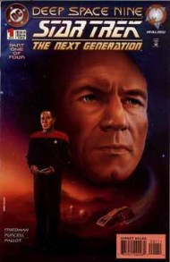 Star Trek: the Next Generation/Star Trek: Deep Space Nine 1994 - 1995 #1