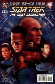 Star Trek: the Next Generation/Star Trek: Deep Space Nine 1994 - 1995 #2