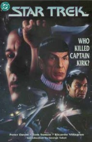 Star Trek: Who Killed Captain Kirk? 1993