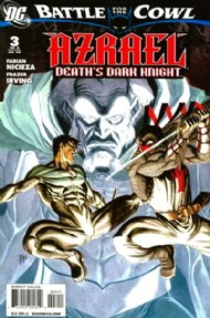 Azrael: Death's Dark Knight 2009 #3