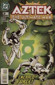 Aztek: the Ultimate Man 1996 - 1997 #2