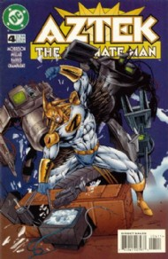 Aztek: the Ultimate Man 1996 - 1997 #4
