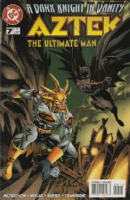 Aztek: the Ultimate Man 1996 - 1997 #7