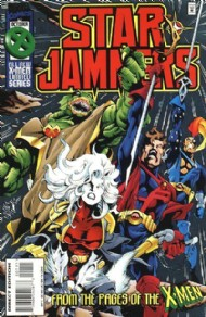 Starjammers (1st Series) 1995 - 1996 #1