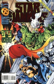 Starjammers (1st Series) 1995 - 1996 #2