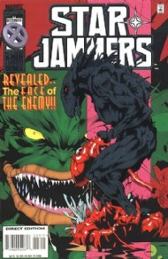 Starjammers (1st Series) 1995 - 1996 #3