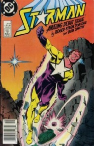 Starman (1st Series) 1988 - 1992 #1