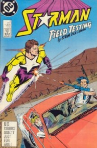 Starman (1st Series) 1988 - 1992 #2