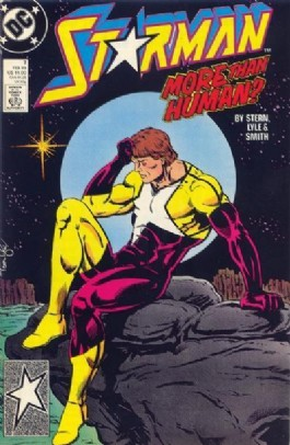 Starman (1st Series) #7
