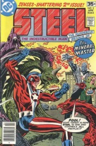 Steel, the Indestructible Man 1978 #2