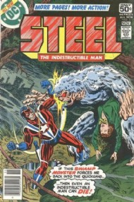 Steel, the Indestructible Man 1978 #5