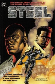 Steel: the Official Comic Adaptation of the Warner Bros. Motion Picture 1997