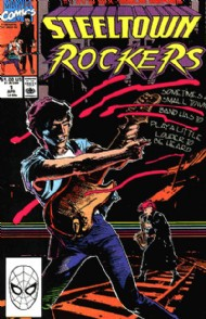 Steeltown Rockers 1990 #1