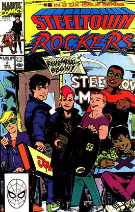 Steeltown Rockers #2