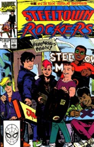 Steeltown Rockers 1990 #2
