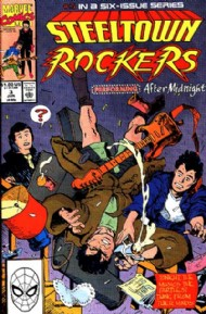 Steeltown Rockers 1990 #3