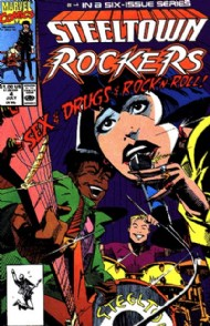 Steeltown Rockers 1990 #4