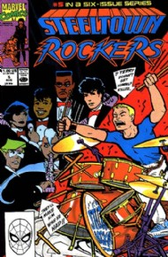 Steeltown Rockers 1990 #5