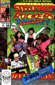 Steeltown Rockers 1990 #6
