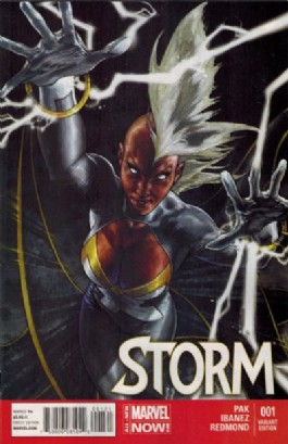 Storm (2nd Series) #1