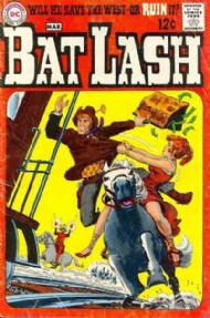Bat Lash (Series One) 1968 - 1969 #3