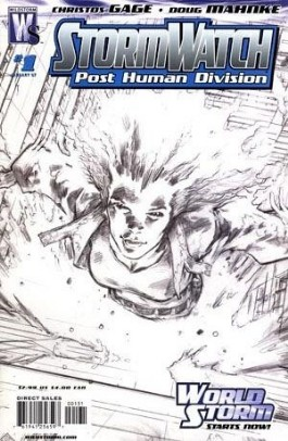 Stormwatch: Post Human Division #1