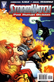 Stormwatch: Post Human Division 2007 #2