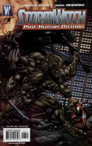 Stormwatch: Post Human Division 2007 #3