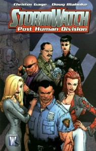 Stormwatch: Post Human Division 2007 #1