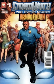 Stormwatch: Post Human Division: Armageddon 2008 #1