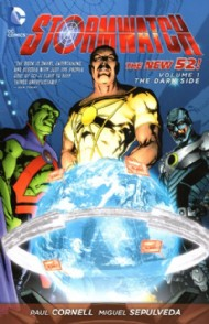 Stormwatch: the Dark Side 2012 #1