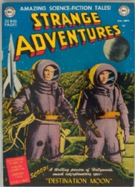 Strange Adventures (Series One) 1950 - 1973 #1