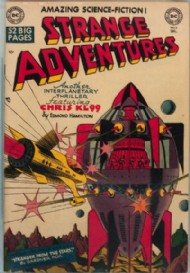 Strange Adventures (Series One) 1950 - 1973 #3