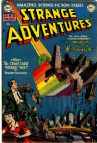 Strange Adventures (Series One) 1950 - 1973 #4