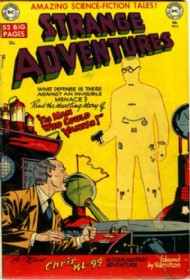 Strange Adventures (Series One) 1950 - 1973 #5