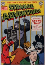 Strange Adventures (Series One) 1950 - 1973 #8