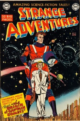Strange Adventures (Series One) #9