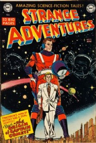 Strange Adventures (Series One) 1950 - 1973 #9