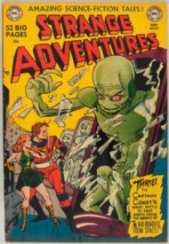 Strange Adventures (Series One) 1950 - 1973 #10