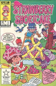 Strawberry Shortcake 1985 - 1986 #1