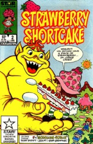 Strawberry Shortcake 1985 - 1986 #2