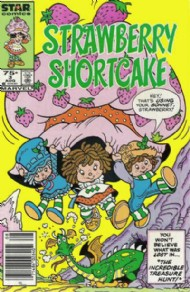 Strawberry Shortcake 1985 - 1986 #3