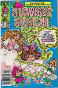 Strawberry Shortcake 1985 - 1986 #4