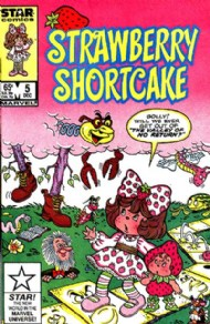Strawberry Shortcake 1985 - 1986 #5