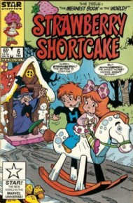 Strawberry Shortcake 1985 - 1986 #6